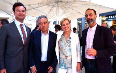 Alastria se reúne en Alicante con empresarios y el ECO provincial, coordinado por nuestro socio Vicente García Gil