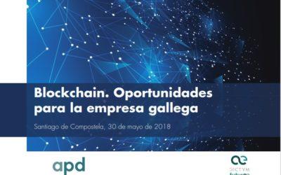 Dictum Futurae patrocina la jornada «Blockchain. Oportunidades para la empresa gallega»