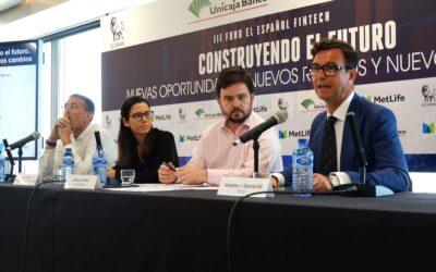 Vicente García Gil habla de innovación y regulación en el III Foro Fintech de «El Español»