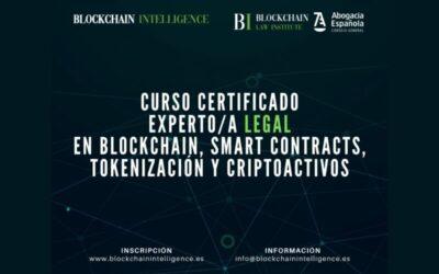 García Gil y Rodríguez Maseda hablan de smart contracts en el curso de Blockchain Intelligence
